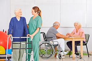 Curso gratuito y online de cuidados auxiliares de enfermería geriátrica en Asturias